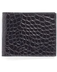 Martin Dingman - Leather Wallet - Lyst