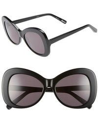 ce80523867c85 Elizabeth and James - Palmer 54mm Butterfly Sunglasses - Lyst