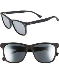 Fendi - 55mm Polarized Sunglasses - Lyst