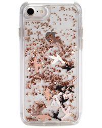 Rebecca Minkoff - Birds Glitter Iphone 7/8 Case - - Lyst