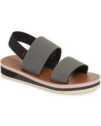 Chooka - Flatform Sandal - Lyst