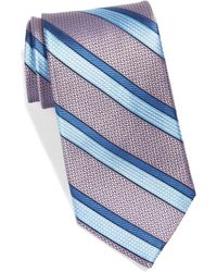 Nordstrom - Stripe Silk Tie - Lyst