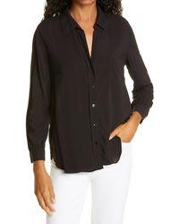 Rails Noemi Women's Button-up Shirt - Black