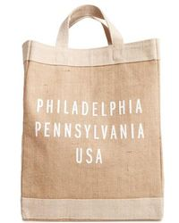 Apolis - Philadelphia Simple Market Bag - Lyst