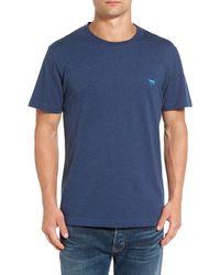 Rodd & Gunn The Gunn T-shirt - Blue