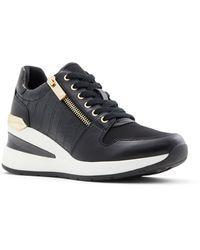 ALDO Adwiwia Wedge Sneaker - Black