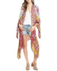 Free People - Little Wing Kimono - Lyst