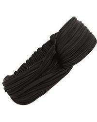 Cara | Pleated Turban Head Wrap | Lyst