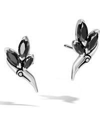 John Hardy - Bamboo Spinel Stud Earrings - Lyst