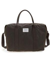 Barbour | Dromond Canvas Holdall Bag | Lyst