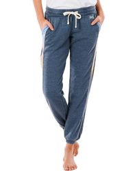 Total Eclipse All Sizes Rip Curl Frontside Track Womens Pants Jogging