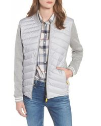 Barbour - Pembrey Sweatshirt Jacket - Lyst