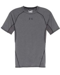 Under Armour - Heatgear Compression Fit T-shirt - Lyst