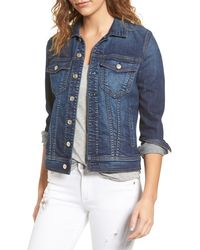 7 For All Mankind 7 For All Mankind Classic Denim Jacket - Blue
