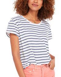 Vineyard Vines - Stripe Surf T-shirt - Lyst