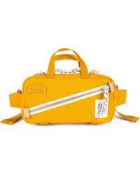 Topo Mini Quick Pack Belt Bag - Yellow