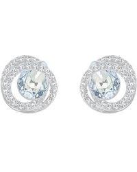 Swarovski - Generation Crystal Earrings - Lyst