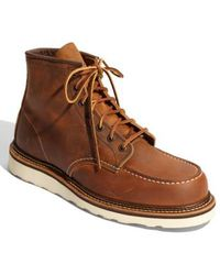 Red Wing - 1907 Classic Moc Boot - Lyst
