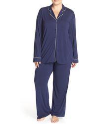 Nordstrom Moonlight Pajamas - Blue
