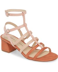 Chinese Laundry Monroe Strappy Cage Sandal - Multicolour