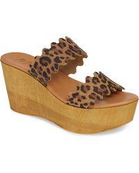Matisse Charlie Slide Sandal - Brown