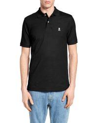 Psycho Bunny - Short Sleeve Polo Shirt - Lyst