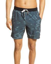 Vuori Kore Shorts - Blue