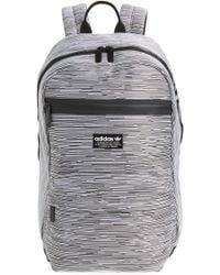 f6080e8028 adidas Originals - National Primeknit Backpack - - Lyst