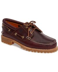 Timberland - Authentic Boat Shoe - Lyst