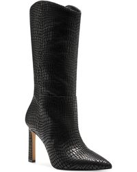 Vince Camuto Senimda Pointed Toe Boot - Black