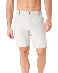 7 Diamonds Infinity Shorts - White