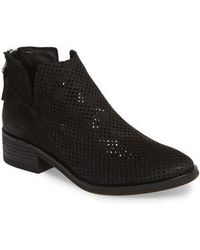 Dolce Vita - Tommi Perforated Bootie - Lyst