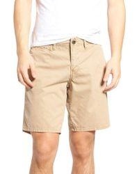 Original Paperbacks - St. Martin Bedford Cord Shorts - Lyst