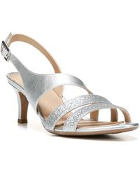 Naturalizer Taimi Sandal - Metallic