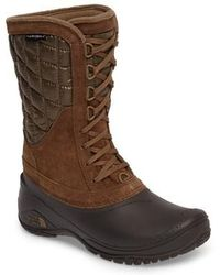 The North Face - Thermoball(tm) Utility Waterproof Boot - Lyst