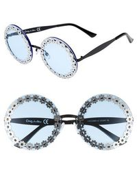 Circus by Sam Edelman - 60mm Round Sunglasses - - Lyst
