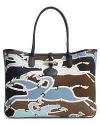 Longchamp - Galop Shoulder Tote - - Lyst