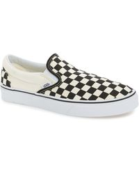 Vans Classic Slip On - Shoes - Black