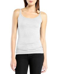 Michael Stars - Shine Long Camisole - Lyst