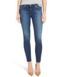 AG Jeans - 'the Legging' Ankle Jeans - Lyst