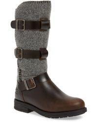 Woolrich Frontier Waterproof Boot - Gray