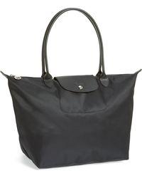 Longchamp - Le Pliage Neo Large Shopper - Lyst