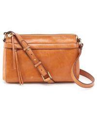 Hobo | Tobey Leather Crossbody Bag | Lyst