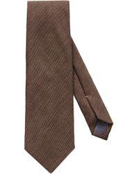 Eton of Sweden Solid Wool Blend Tie