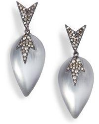 Alexis Bittar - Lucite Drop Earrings - Lyst