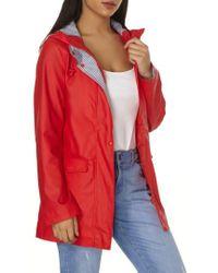 Dorothy Perkins Raincoat - Red