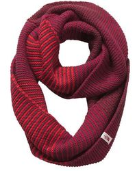 The North Face - 'purrl' Stitch Scarf - Lyst