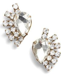 Loren Hope | Olivia Stud Earrings | Lyst