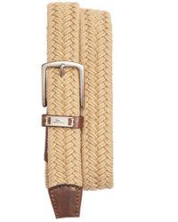 Tommy Bahama - Webbed Cotton Belt - Lyst