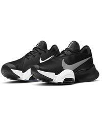 Nike Air Zoom Superrep 2 Training Shoe - Blue